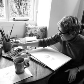 Who's Inspiring Us: Our Art Director, Jan